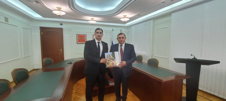 Туркменистан и Республика Марий Эл (Российская Федерация)  наращивают сотрудничество